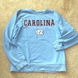 UNC North Carolina Tarheels crewneck sweatshirt